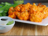 Cauliflower Buffalo Wings