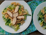 Chicken Caesar with a Twist & Happy Birthday, Mr. Prevention