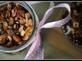 Cran-Apple Spice Granola