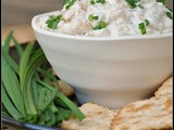 Creamy Onion Dip + Introducing ZipList