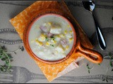 Crock Pot Potato-Corn Chowder
