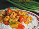 Easy Sweet and Sour Chicken + Weekly Menu