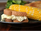 Meatless Monday: Artichoke and Egg Salad Sandwiches