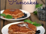 Meatless Monday: Banana Bread Pancakes