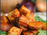 Meatless Monday: Lemon-Dijon Tofu and Potatoes