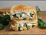 Meatless Monday: Spinach and Artichoke Melts