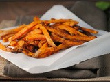 Meatless Monday: Sweet Potato Fries