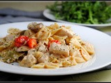 Money Matters: Creamy Chicken and Artichoke Pasta