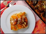 Money Matters: Overnight Peaches-and-Cream French Toast