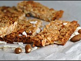 Recipe Repeat: Coconut-Almond Bars {Kind Bar Copycat}
