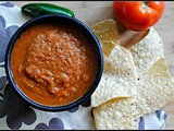 Recipe Repeat & Meatless Monday: Baja Fresh Grilled Salsa