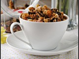 Recipe Repeat: Sweet & Salty Olive Oil Granola Clusters