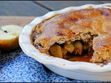 Walnut-Crusted Apple Pie