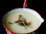 Cauliflower Horseradish Soup