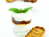 Goat Cheese Cups