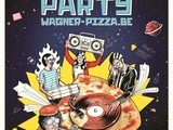 Pizza Party with Wagner
