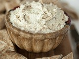 Roasted Walnuts & Feta Dip