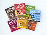 Snacking (and breakfast porn) with nakd