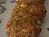 Easy Falafel Recipe, how to make falafel with cooked chickpeas
