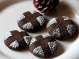Chocolate Spice Cookies
