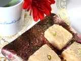 Seven cup burfi / 3 in 1 Sweet