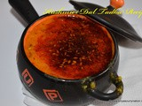 Kashmiri dal tadka recipe, how to make dal kashmiri at home