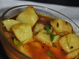 Recipe : Potato Curry / Batata- Alu / How to make Aloo Kurry in Gujarati Style / Rasa Wadu Bateta nu shak