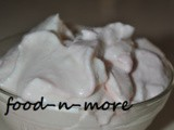 Recipe : Whipped Cream at Home /how to make Whipped cream
