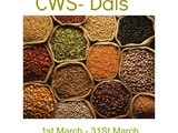 Announcing Cooking With Seeds-Dals
