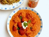 Bottlegourd & Paneer Kofta Curry