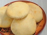 Fouée de Touraine/French Style Pita Bread/Fouace ~~ French Cuisine