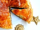 French Chocolate King Cake/Chocolat Galette Des Rois