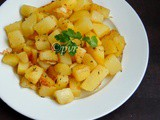 Pommes de Terre Sautées/French Style Pan Roasted Potatoes