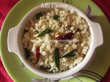 Idli Upma – Recipes with Leftover Idlis/Easy & Quick Idli Upma in less than 10 minutes, Easy Lunch box Recipe