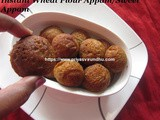 Instant Wheat Flour Appam/Sweet Wheat Appam/Sweet Godhumai Maavu Appam – How to Make Godhumai Maavu Appam with Appam Pan