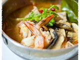 Prawn and Chicken Thai Tom Yum Guung