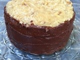 Mom's German Chocolate Cake