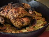 Cast Iron Roast Chicken