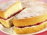 Guest Post – a Classic Victoria Sponge Cake To Celebrate The New Year