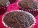 Banana Chocolate Cupcakes Recipe | Easy Cupcakes Recipe
