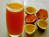 How to Make Fresh Passion Fruit Juice at Home
