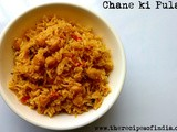 Kabuli Chane ki Pulao | How to Make Chana Pulao