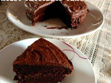 Moist Chocolate Cake Recipe | Hershey's Perfect Chocolate Cake