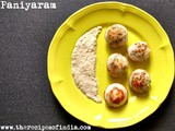 Paniyaram Recipe | How to Make Use of Leftover Idli Batter