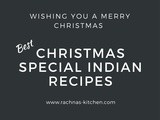 Christmas Special Indian Recipes | Christmas Dinner Meal Ideas | Indian Christmas Menu Ideas
