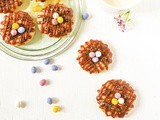 Easter cookies, Eggless Chocolate Chip Cookies