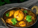 Egg curry recipe, How To Make Egg Curry