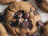 Eggless chocolate chip cookies recipe ( video) – Best and Full Proof