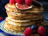 Eggless pancakes recipe | Pancakes without eggs