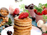 Keto Low Carb Pancakes For Shrove Tuesday [ Paleo & Gluten free ]